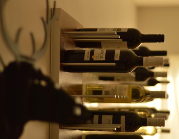wine storage box plans